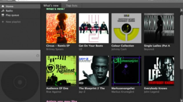 CYBERCULTURE > The New iTunes > Spotify