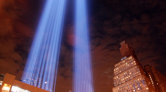 9/11: DEDICATED TO THE LIVES THAT WERE LOST A DECADE AGO