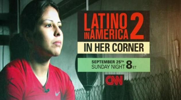 Latino in America II | 8p.m. Sept. 25 | CNN TV