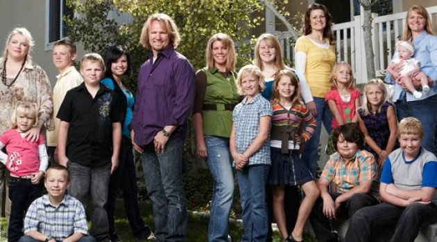 """""""Sister Wives"""" Changing America's Views on Polygamy One Episode at a Time"""