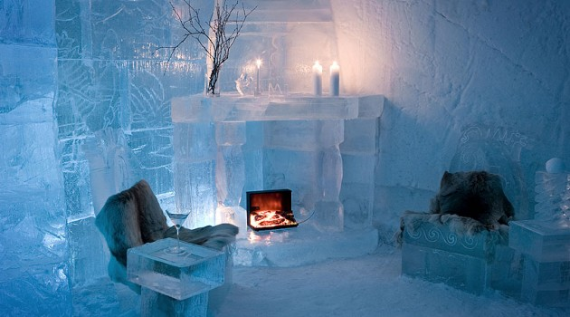 Travel | Ice Hotels