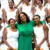 1st Graduating Class at the Oprah Leadership Academy for Girls