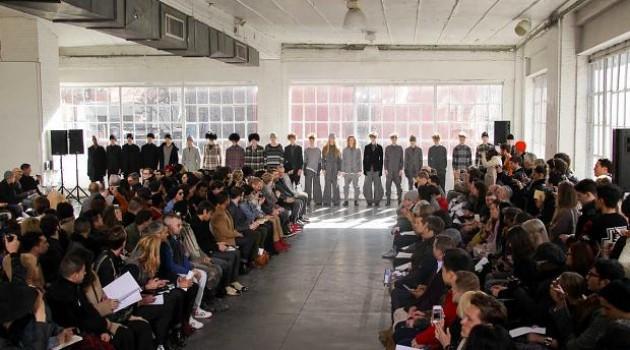 Fashion Week AW12 | Duckie Brown