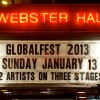 globalFEST 2013: Ten Years of Moving International Sounds from the Margins to the Mainstream