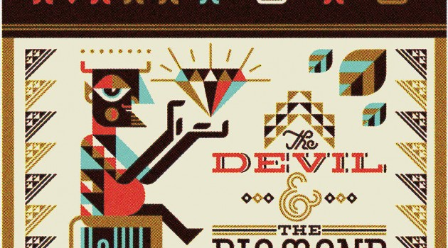 Fun as Hell: Matuto's Seductive Philosophical Trip through Brazilian Beats and Southern Roots on The Devil and The Diamond