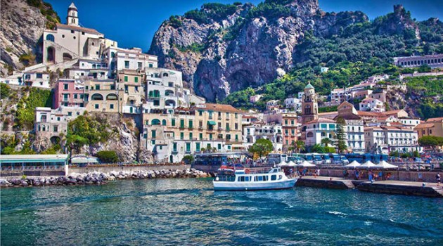 Summer Vacation Ideas: Amalfi Coast, Italy