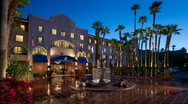 Tempe Mission Palms Hotel | An oasis at the heart of the action