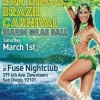 22nd Annual San Diego Brazil Carnival Mardi Gras, March 1