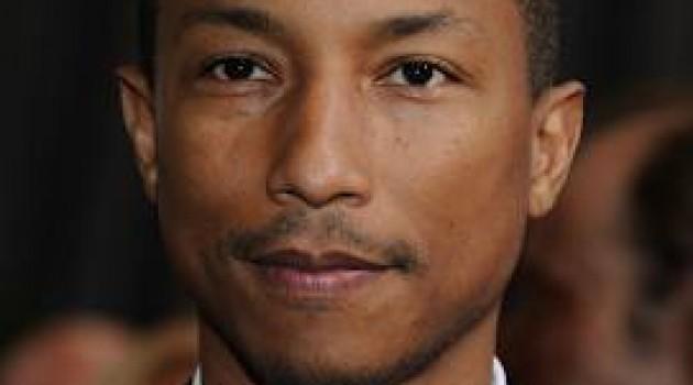 Pharrell Williams makes everyone Happy at the 2014 Oscars