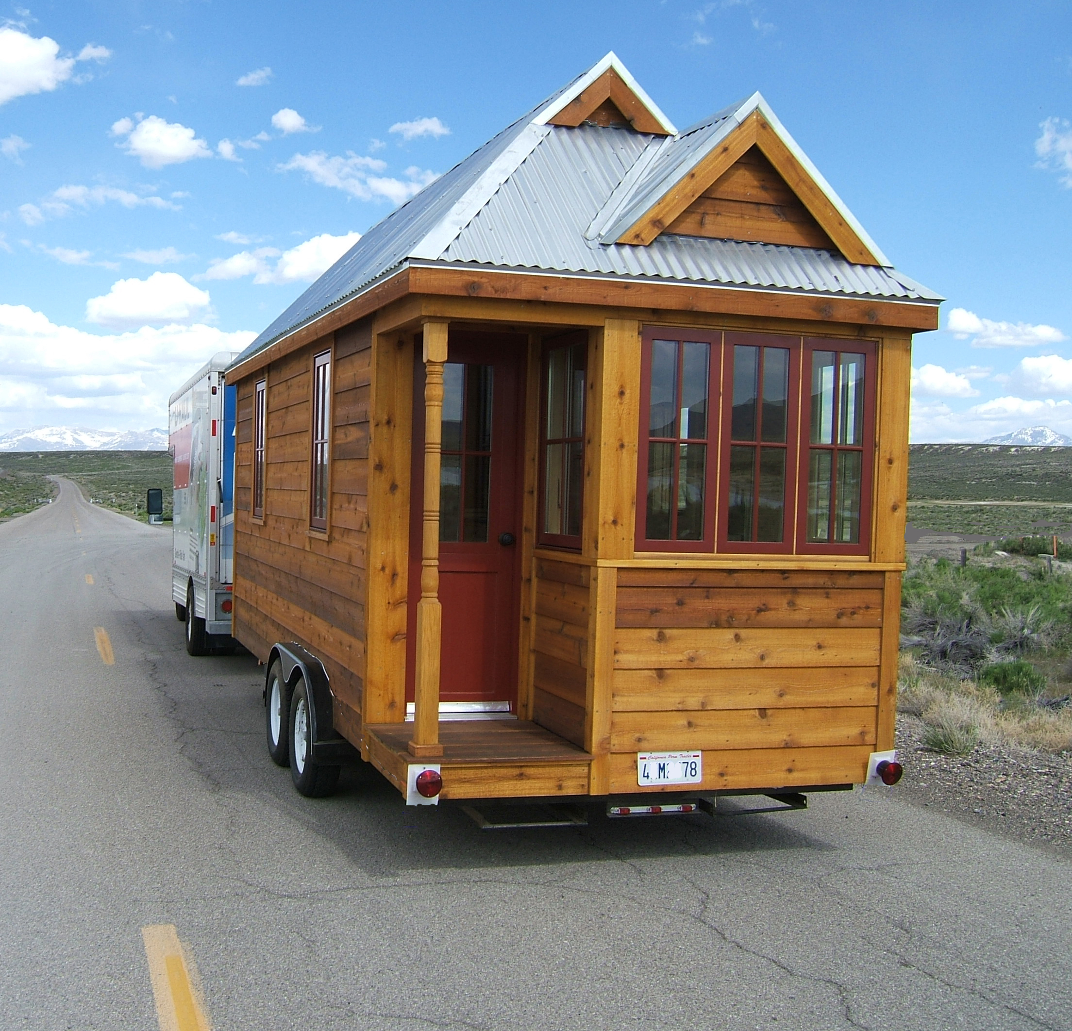 Renowned Tiny House Advocate Jay Shafer To Occupy Wall