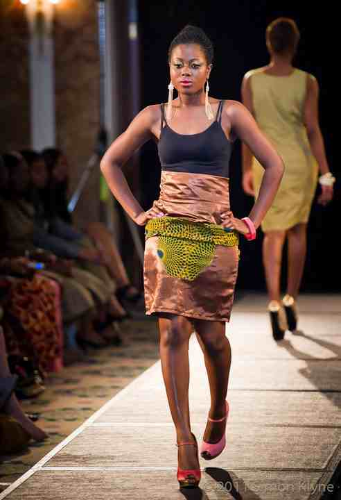 Afro Centric Prints Galore At The Kiki Clothing Boutique