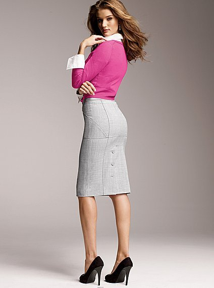 vintage the pencil skirt dialect magazine