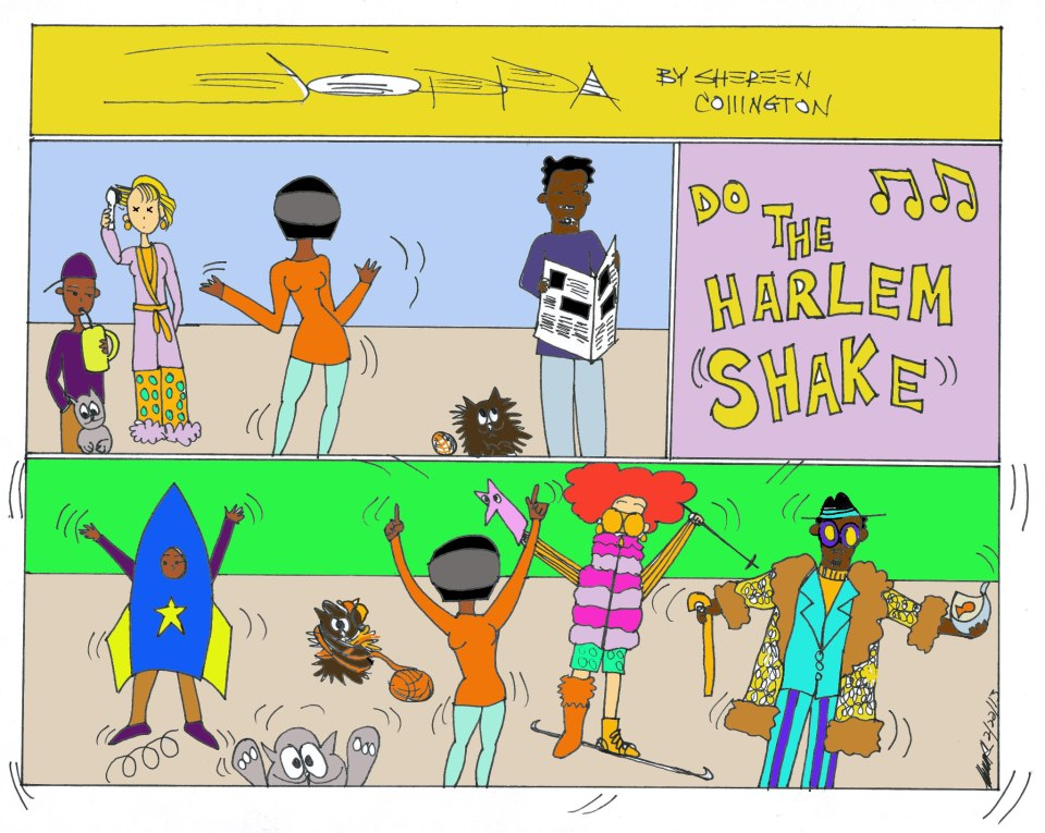 Joppa - The Harlem Shake by Shereen Collington