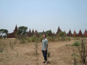 Jonathan DeLise_Bagan_Temple Cordillera