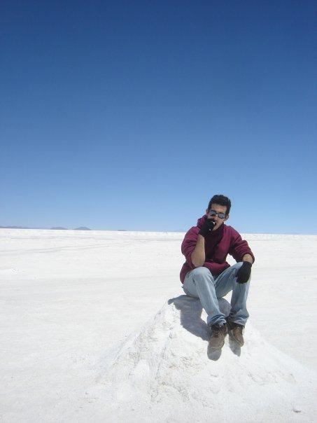 Jonathan DeLise_Salar de Uyuni_Salt Hill