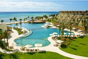 Ambassador Pool Courtesy Grand Velas Resorts