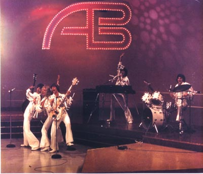 American Bandsatnd photo credit: classicvintageretro dvds.com