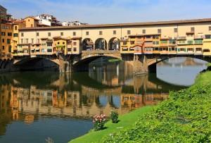 Florence Ponte Vecchio: image source :inzumi.com