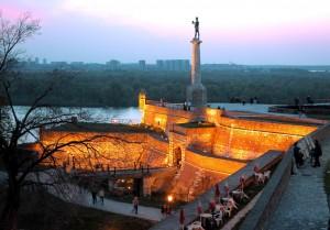 Belgrade Fortress/Image Source:dunavision.eu