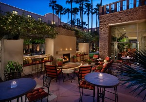 Harry's Place Patio - Courtesy of Tempe Mission Palms