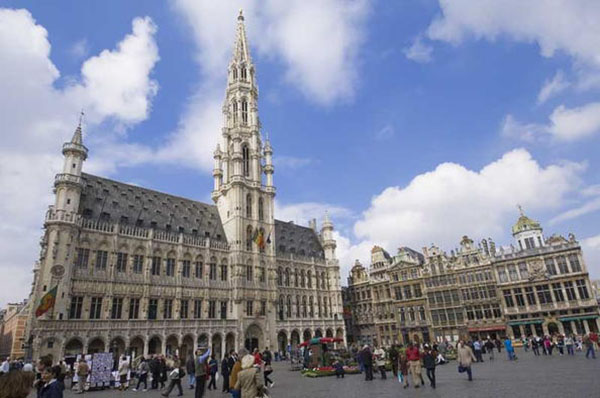 La Grand Place, Brussels | Image Source: whcunesco