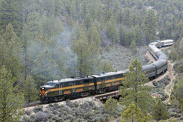 Grand Canyon Railroad Excursion | Image Source: viator.com
