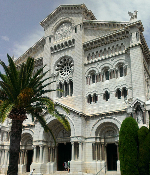 Monaco Cathedral | Photos Credit: Dusan K