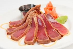 Donovan's Seared Ahi Steak