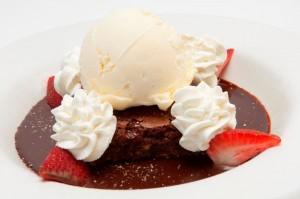 Donovan's Triple Chocolate Brownie